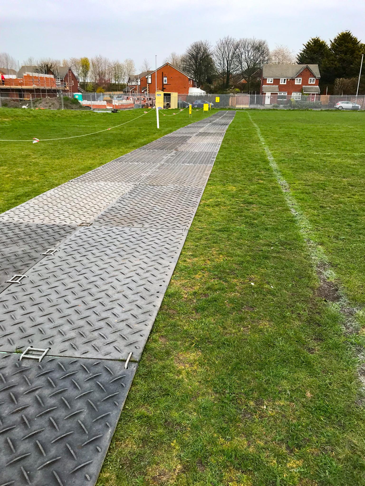 Groundmats